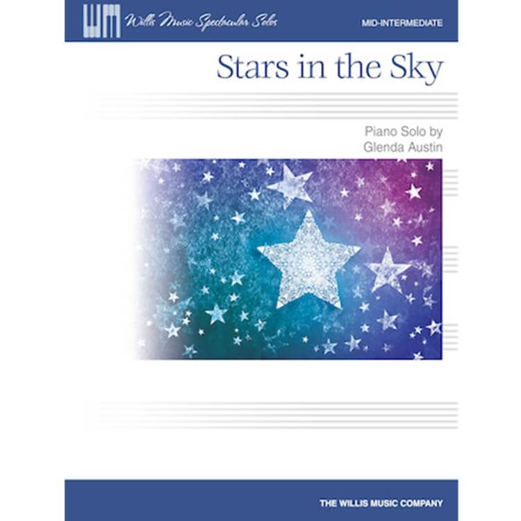 Stars in the Sky (Way up High) - Piano