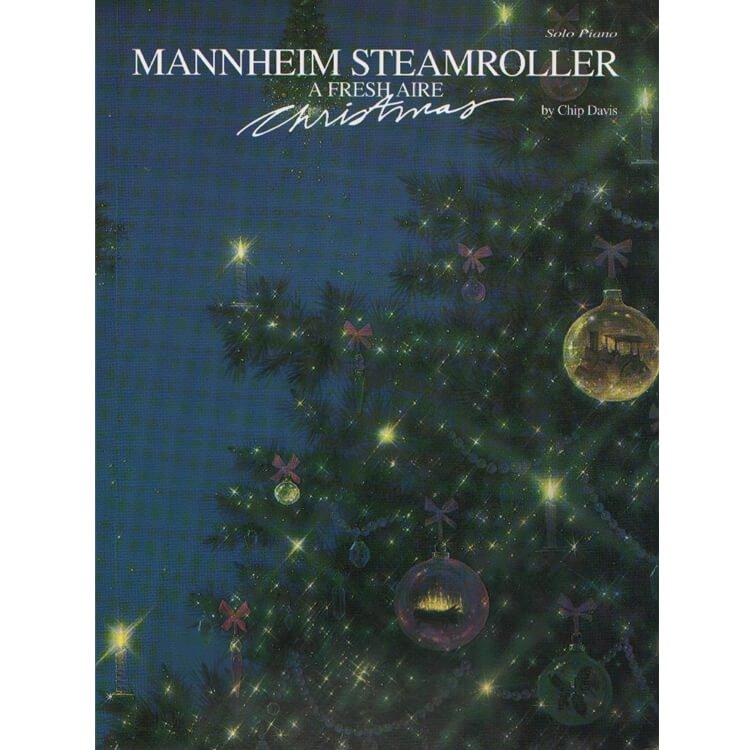 Mannheim Steamroller: A Fresh Aire Christmas - Piano