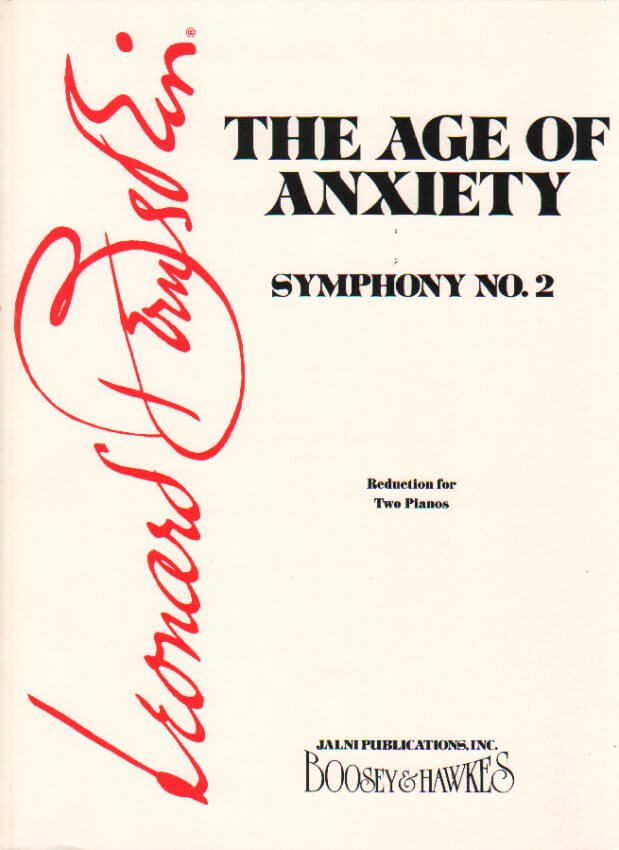"Symphony No. 2 ""The Age of Anxiety"" - Piano Concerto"