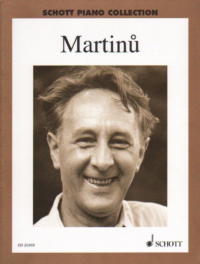 Martinu: Selected Piano Works