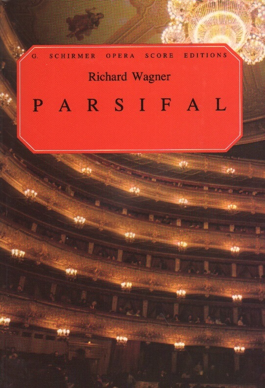 Parsifal - Vocal Score (German/English)