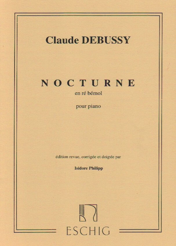 Nocturne in D-flat Major - Piano