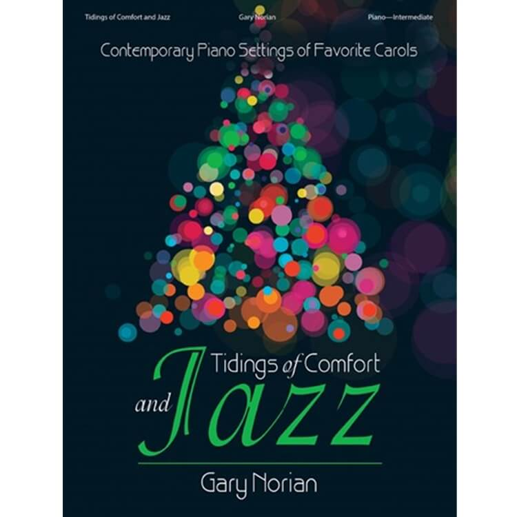 Tidings of Comfort and Jazz - Piano