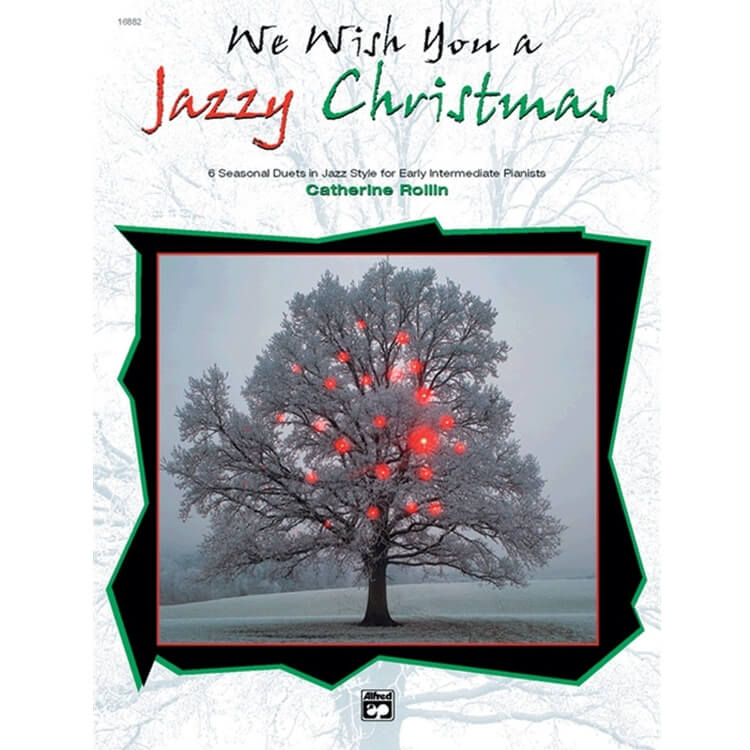 We Wish You a Jazzy Christmas - Piano