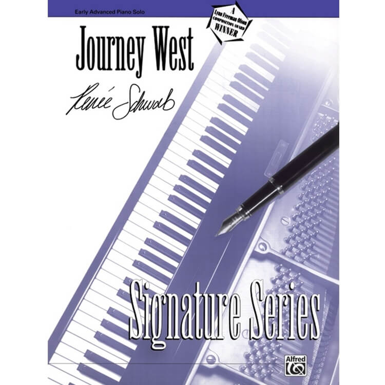 Journey West - Piano