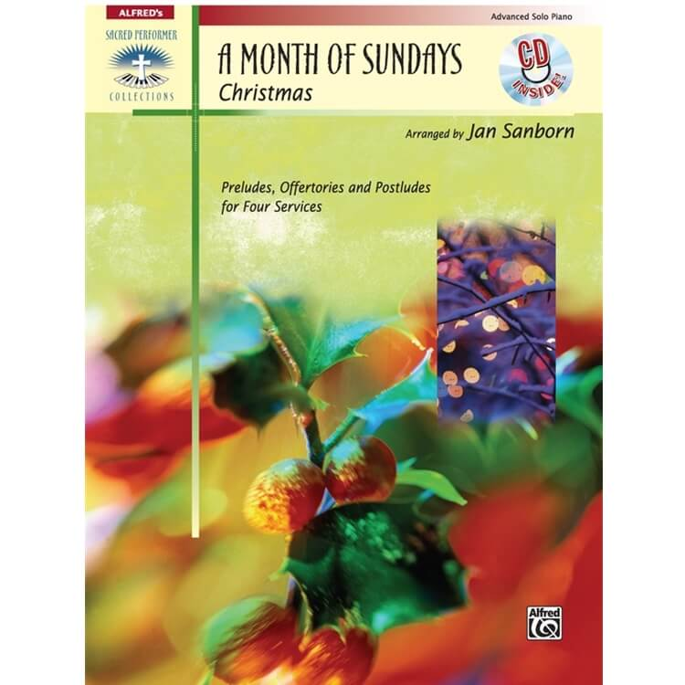Month of Sundays: Christmas - Piano