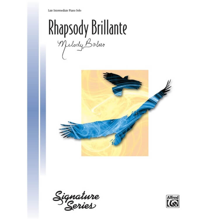 Rhapsody Brillante - Piano