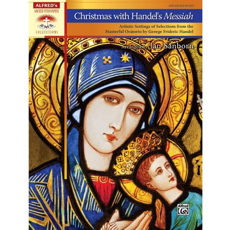 Christmas with Handel's Messiah - Piano