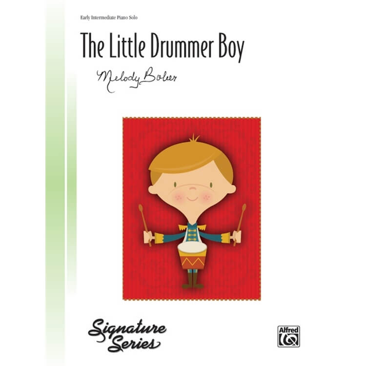 Little Drummer Boy: Early Intermediate - Piano