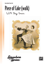 Piece of Cake (walk) - Piano