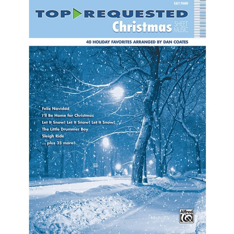 Top-Requested Christmas Sheet Music - Easy Piano