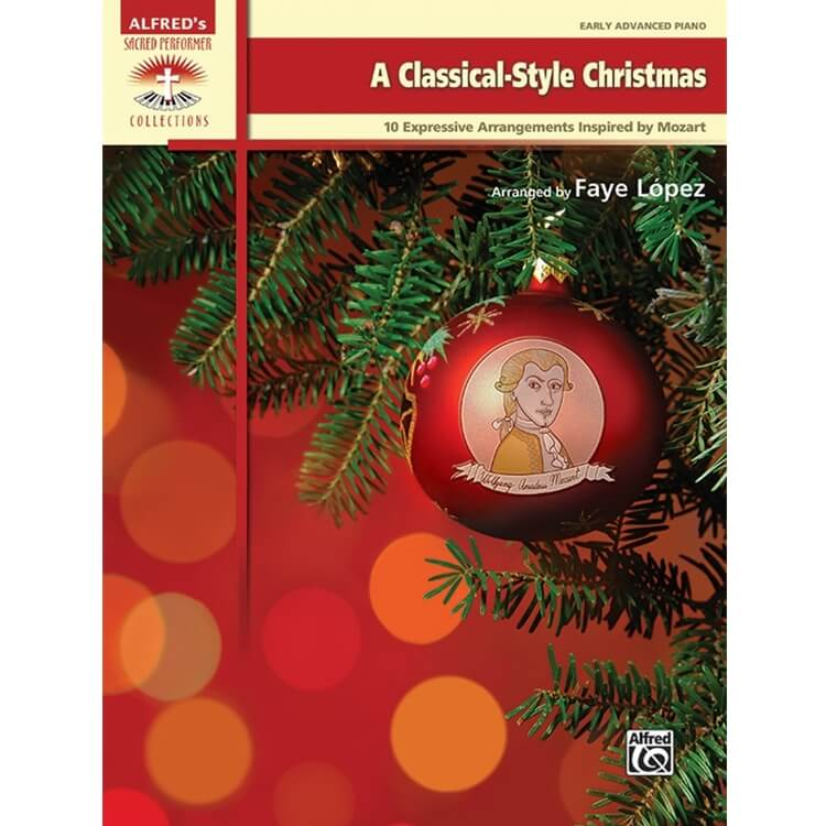 Classical-Style Christmas - Piano Solo