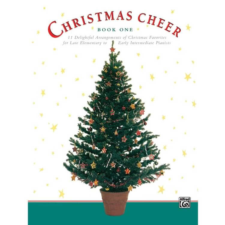 Christmas Cheer, Book 1 - Piano