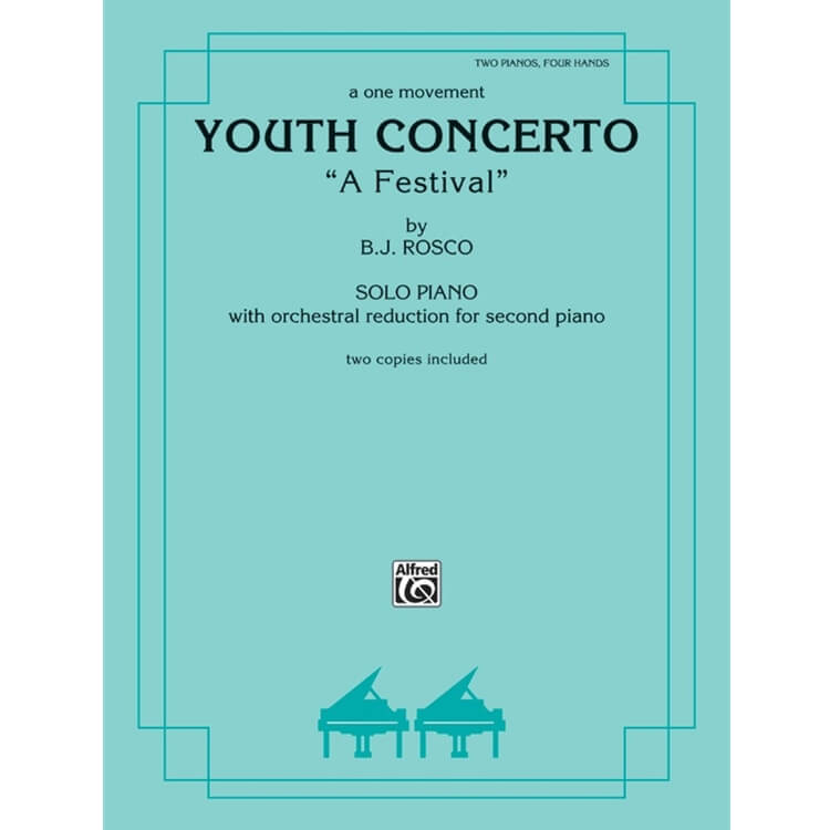 "Youth Concerto, ""A Festival"" - Piano"
