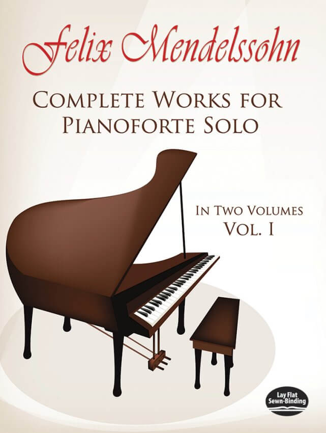 Complete Works for Piano Solo, Volume 1