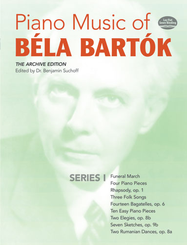 Piano Music of Bela Bartok, Series I
