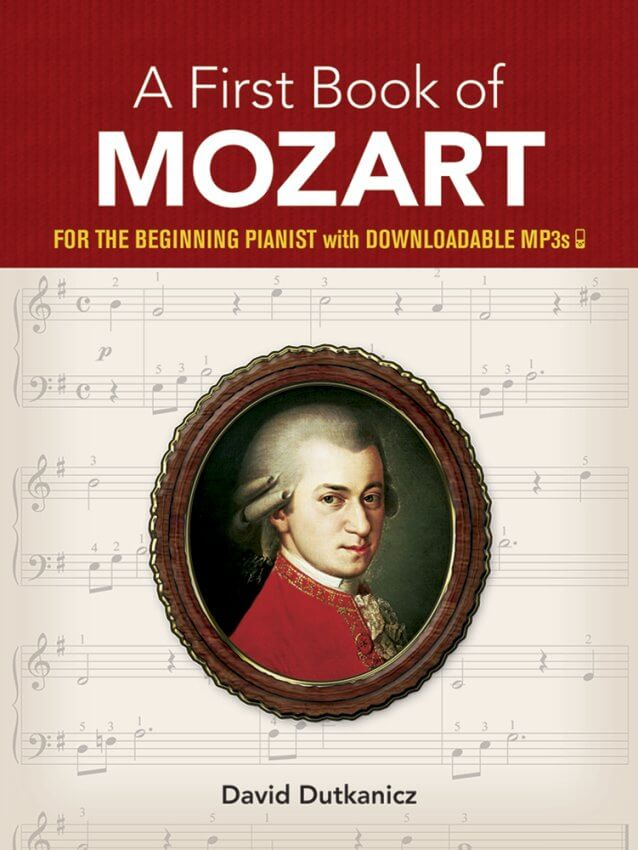 First Book of Mozart - Piano