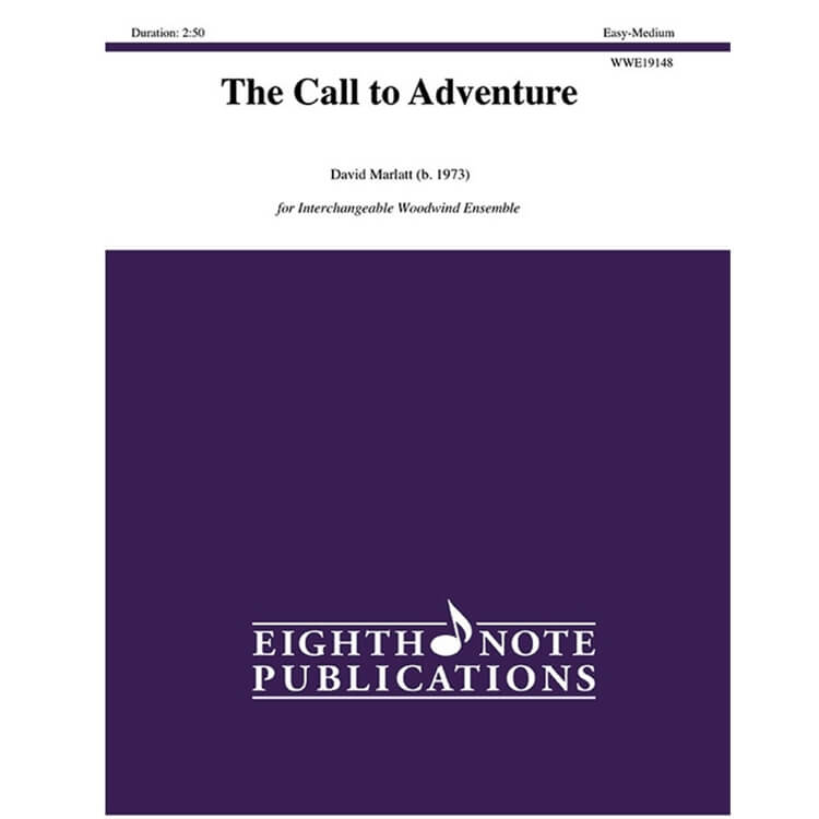 Call to Adventure, The - Woodwind Quintet