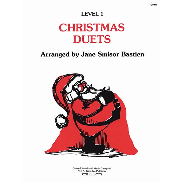 Christmas Duets, Level 1 - 1 Piano 4 Hands