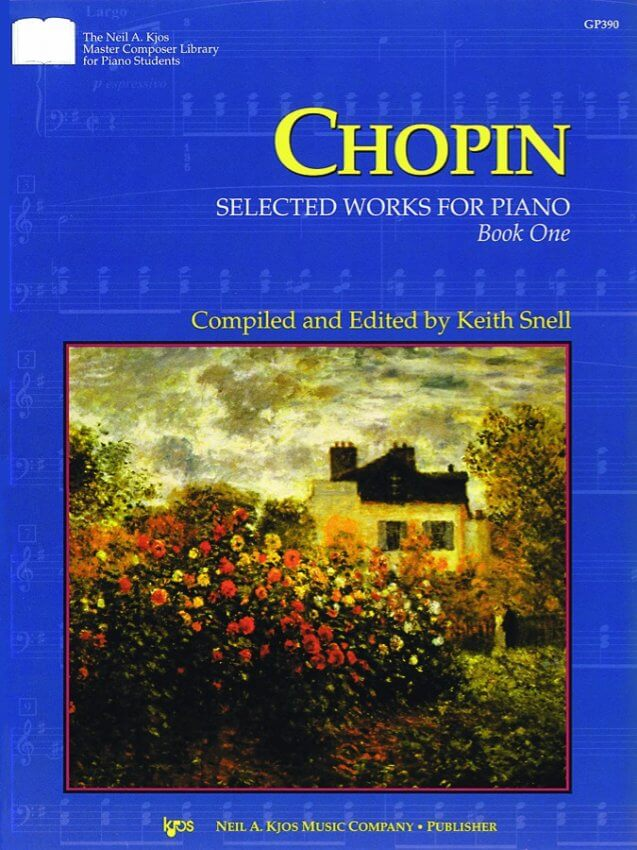 Selected Works for the Piano, Book 1