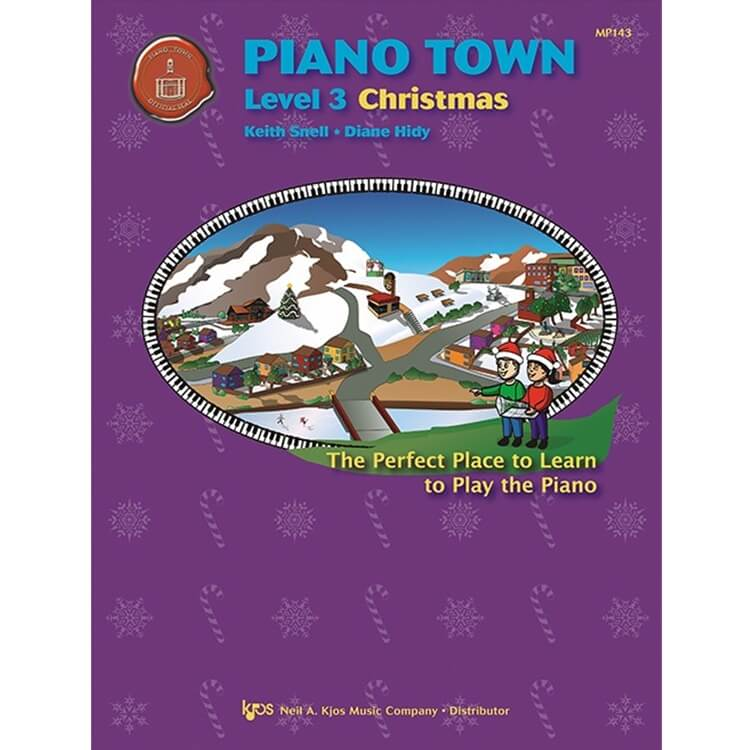 Piano Town: Christmas, Level 3