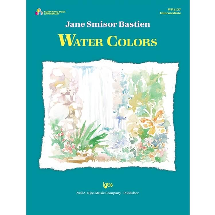 Water Colors - Piano