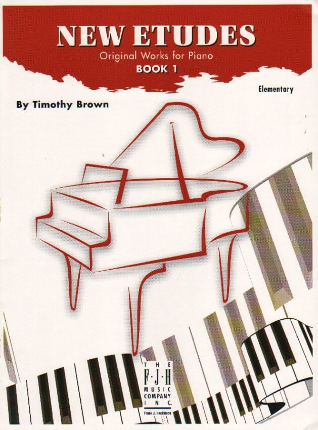 New Etudes, Book 1 - Piano Teaching Pieces
