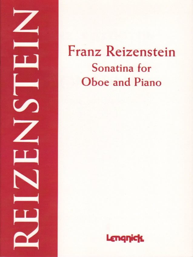 Sonatina - Oboe and Piano