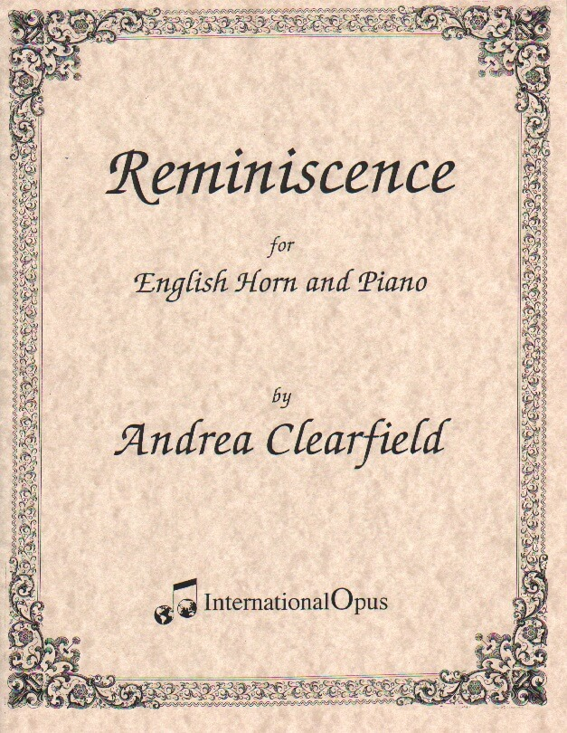 Reminiscence - English Horn and Piano