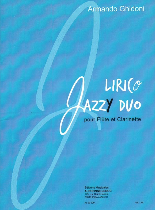 Lirico Jazzy Duo - Flute and Clarinet