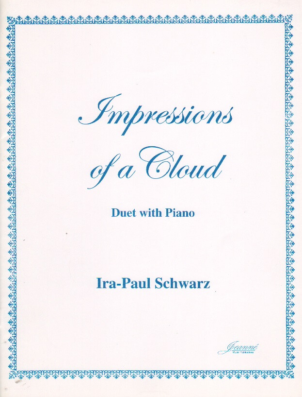Impressions of a Cloud - Woodwind Duet and Piano