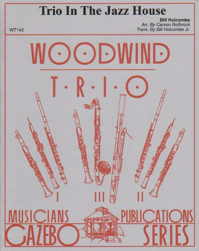Trio in the Jazz House - Woodwind Trio