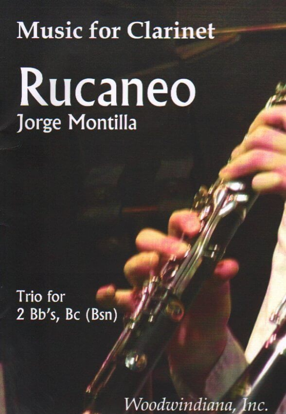 Rucaneao - 2 Clarinets and Bass Clarinet (or Bassoon)