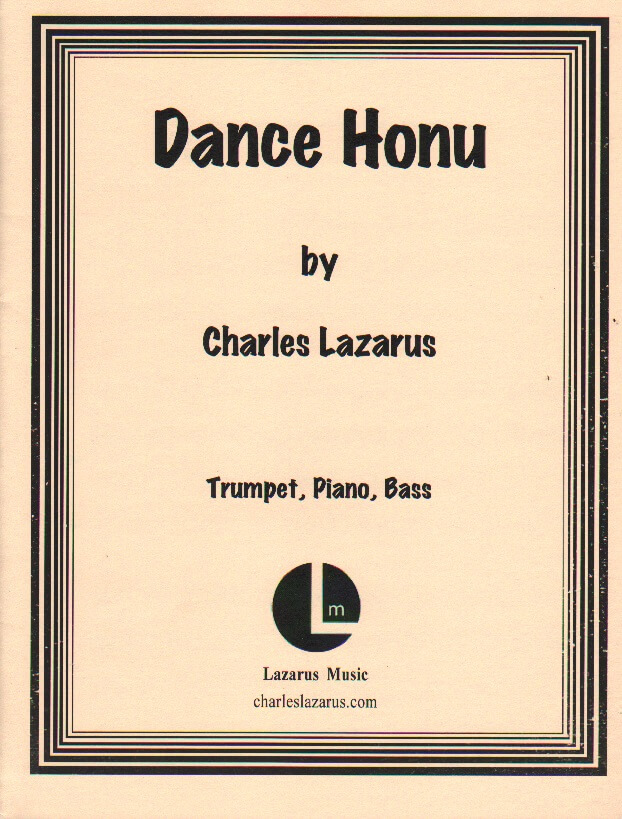 Dance Honu - Trumpet, Piano and Bass