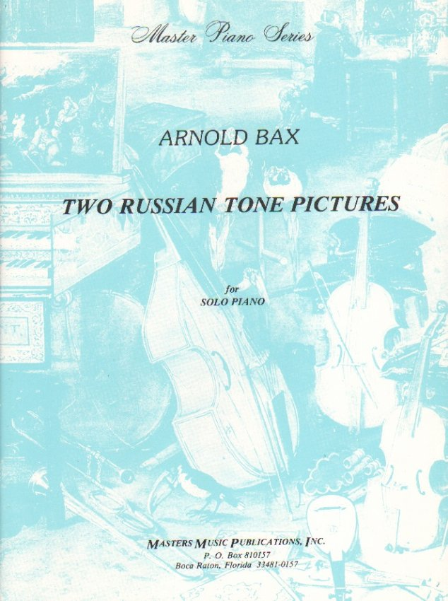 2 Russian Tone Pictures - Piano