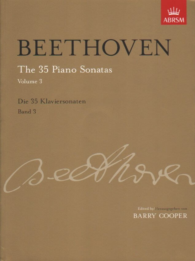 35 Piano Sonatas, Vol. 3 (Book with CD)