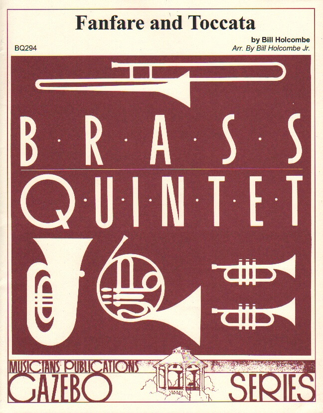 Fanfare and Toccata - Brass Quintet