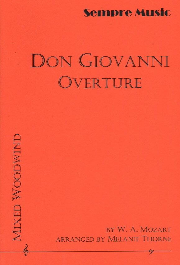 Don Giovanni Overture - Woodwind Choir
