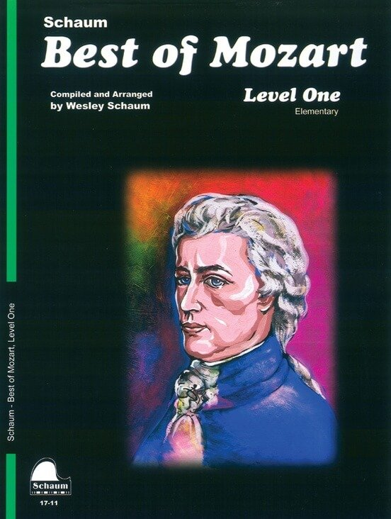 Best of Mozart, Level 1 - Piano