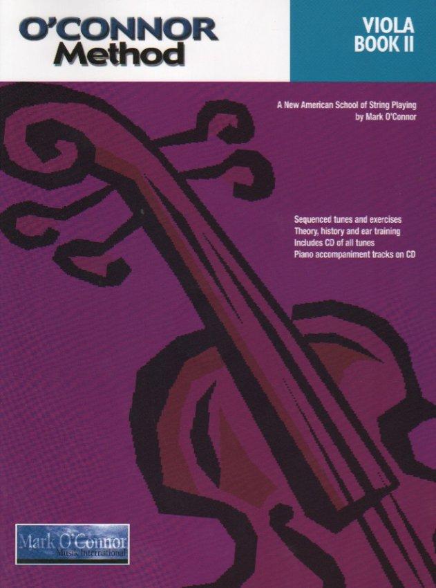 O'Connor Viola Method, Book 1 (Book/Audio) - Viola
