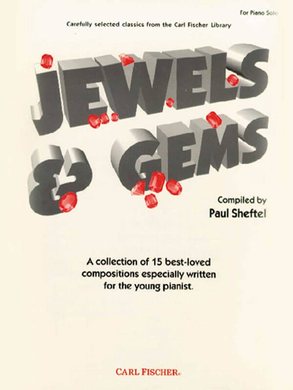 Jewels and Gems - Piano