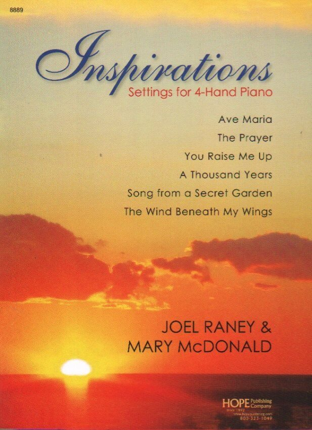 Inspirations - 1 Piano 4 Hands