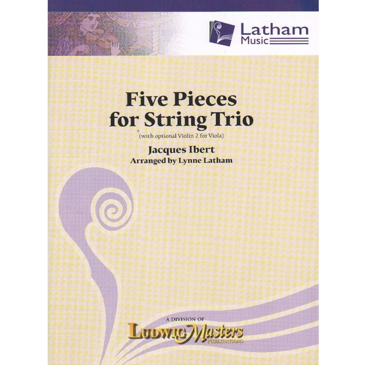5 Pieces - Violin, Viola (or 2nd Violin) and Cello