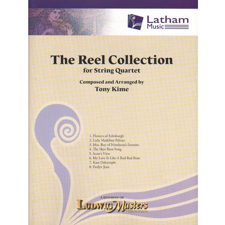Reel Collection - String Quartet (Score and Parts)