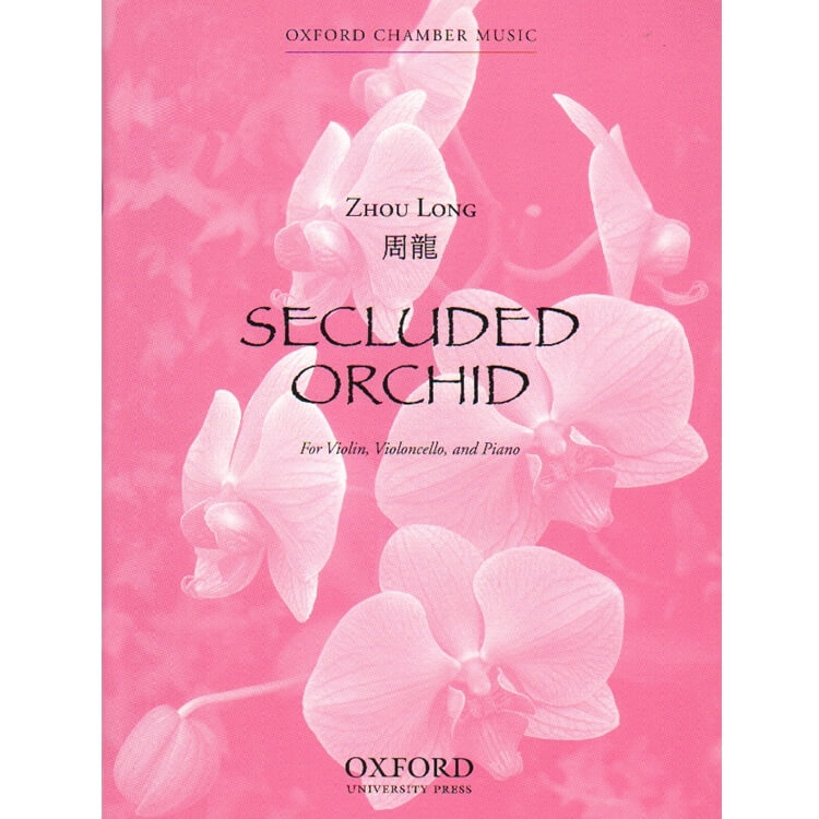 Secluded Orchid - Violin, Cello and Piano