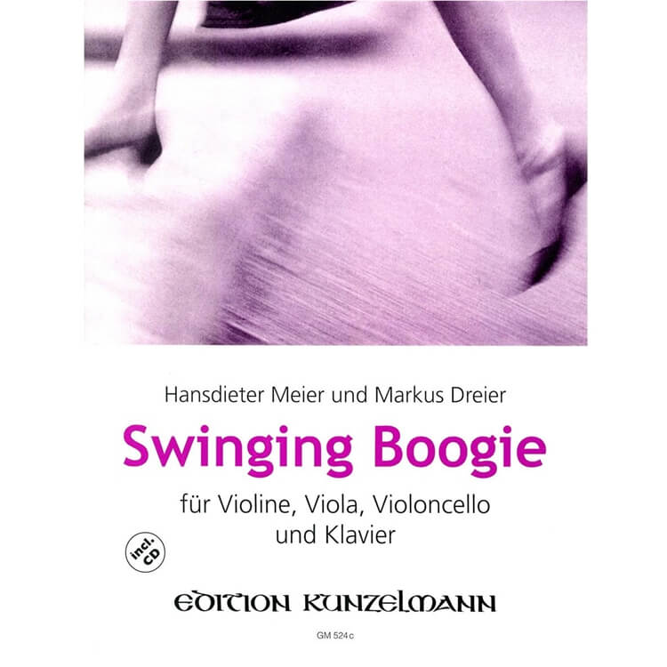 Swinging Boogie - Violin, Viola, Cello and Piano