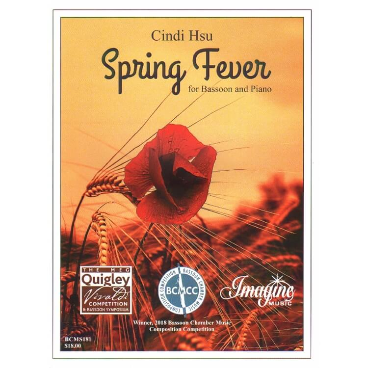 Spring Fever - Bassoon and Piano