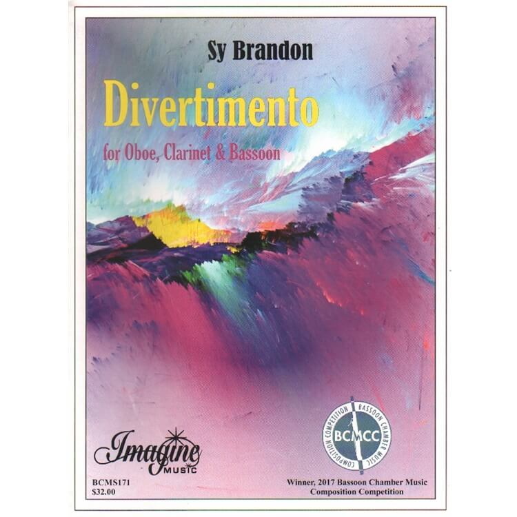 Divertimento - Oboe, Clarinet, and Bassoon
