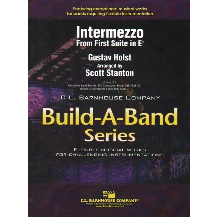 Intermezzo from First Suite in E-flat - Flex Band