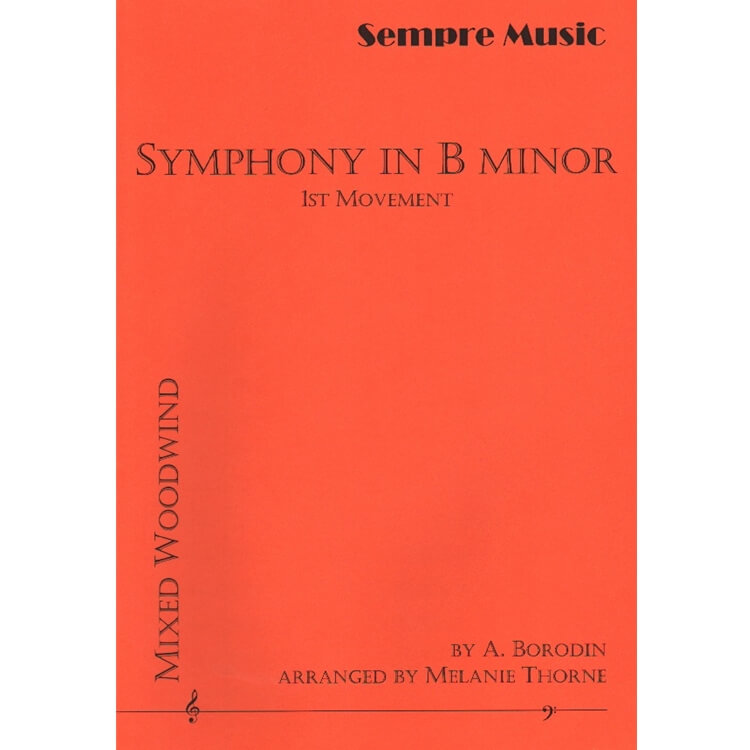 Symphony in B Minor, 1st Movement - Woodwind Choir